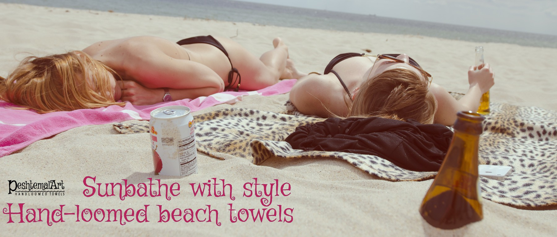 Sunbathe With Style-Pink