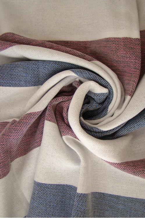 Bohemian Beach Towel - Fuchsia